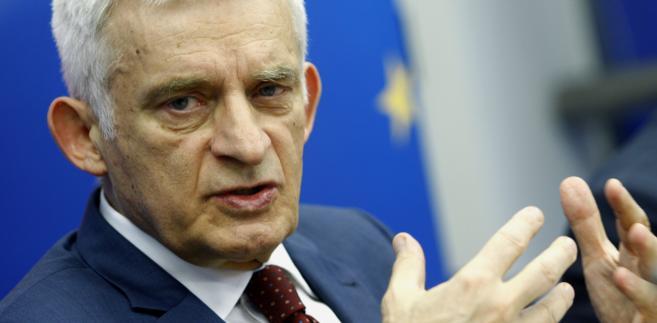 Gratulacje od Jerzego Buzka