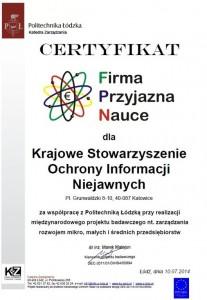 Certyfikat_KOIN