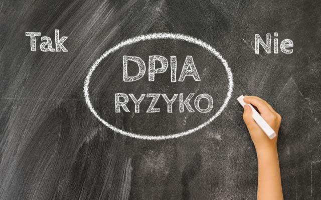 Zarządzanie ryzykiem w ochronie danych osobowych. Ocena skutków dla ochrony danych – DPIA