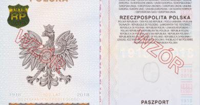 Nowe paszporty na 100-lecie odzyskania niepodległości