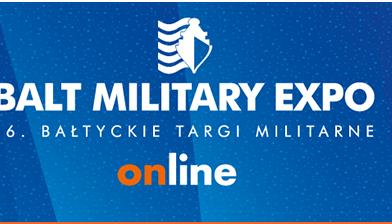 Zapraszamy na Balt Military Expo